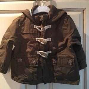 Fall baby jacket Zara Baby 3-6 months like NEW!